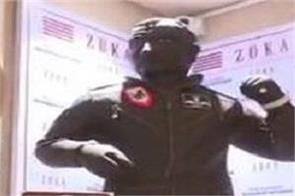 wing commander abhinandan varthaman honor 321 kg cake