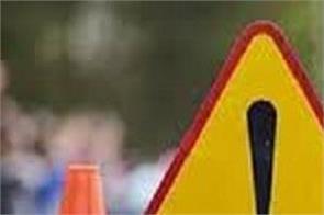 barnala  motorcycle  car  collision  1 death