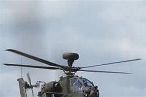 indian army 6 apache helicopter new year usa