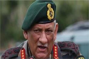 indian army bipin rawat retired cds