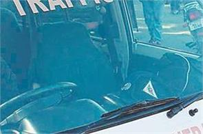 traffic police jalandhar