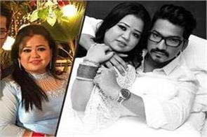 bharti singh and haarsh limbachiyaa celebrate wedding anniversary