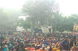 ssp office patiala akali dal protest