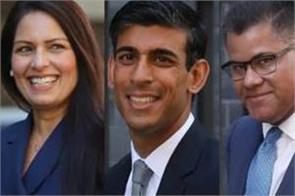 three indian origin ministers in uk pm s people s cabinet