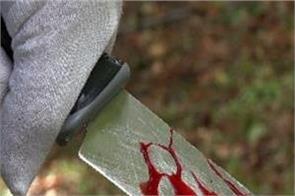 girl knife murder police convict arrested