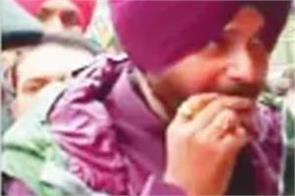 amritsar  cabinet minister navjot singh sidhu  winter