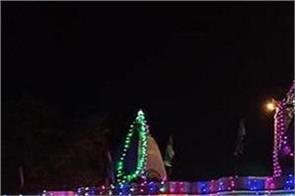fazilka  baba ramdev temple