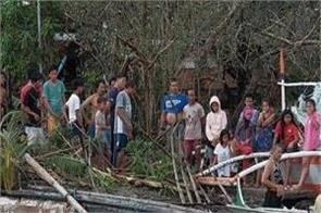 dozen killed typhoon kammuri philippines