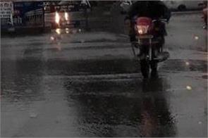 heavy rain jalandhar