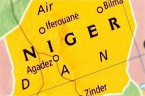 niger  70 soldiers died