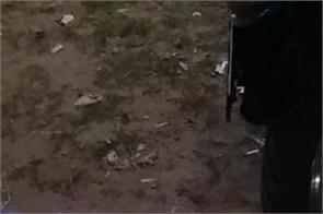 jalandhar police bullets crackers