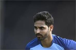 just heard that bhuvneshwar has got injured yet again before ind v wi odis
