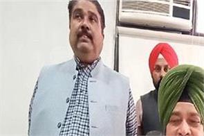 nabha  cabinet minister sadhu singh dharmasot  harpal cheema