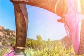 fast runner women have a longer lifes