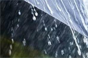 today rain will continue