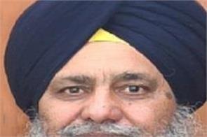 amritsar  captain government  bhai  longowal