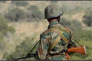 pak firing in gurez sector  army men martyr
