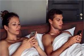 it  s now proved that smartphones in bed can ruin your sex life