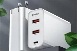 xiaomi launches 60w charger  know price