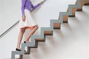 breathless climbing stairs  you could be having a heart attack