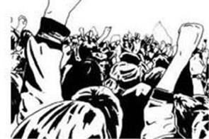 unemployed teachers  protest