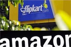 traders go hunger strike against amazon flipkart