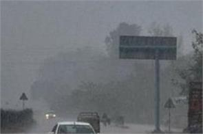 jalandhar is expected to rain on the new year