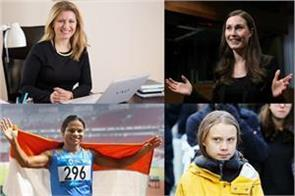 in 2019  these women have put their   fatigue   all over the world in this way