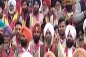 lali majithia congress surgical strike akali dal congress sarpanch