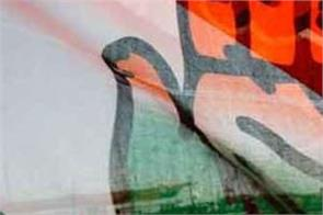 even before the lok sabha elections  the khilara in the congress has come out