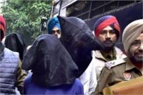 ludhiana gangrape  accused  police