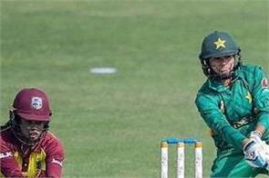 pakistan women beat windies by 12 runs