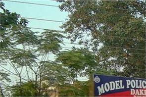ludhiana gangrape  sub inspector  suspension