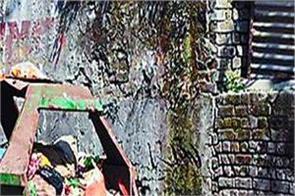 amritsar  petrol pump  garbage