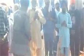 moga shaheed karamjit singh funeral