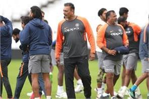 ravi shastri will leave for india after the wc 2019