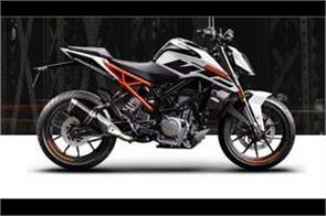 ktm duke 250 dual channel abs launched in india