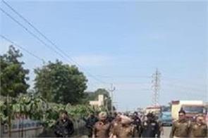 jalandhar  police  indian oil dump