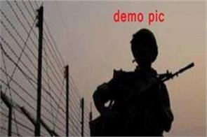 ferozepur  india pakistan border  bsf  pak intruder
