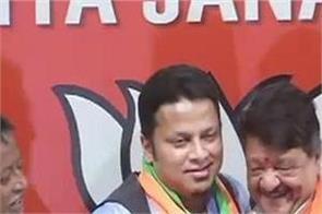trinamool congress mp anupam hazra joins bjp