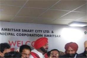 navjot sidhu  2000 crores  amritsar