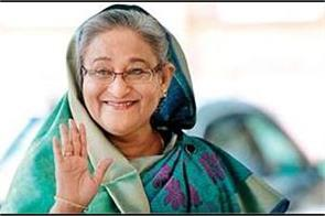 bangladesh prime minister sheikh hasina receives ask for help from indian dr