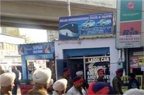 jammu grenade attack police search campaign in jalandhar