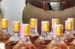 one arrested  including 250 liters of leftovers