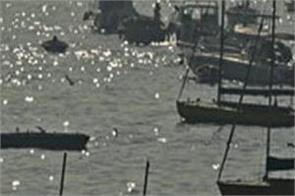 amritsar  indian fishermen  boats  paki
