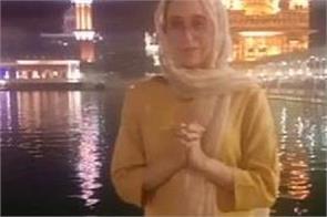 amritsar  krishama kapoor  sri harmandir sahib