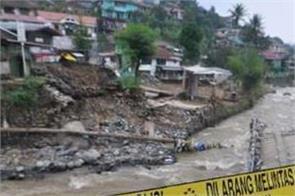 floods indonesia kill 29  dozen missing