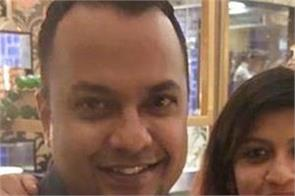 uae based indian couple narrowly escaped sl attacks
