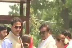 shatrughan sinha poonam sinha wife congress