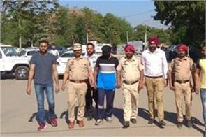 ropar police  sansi gang  gangster arrested